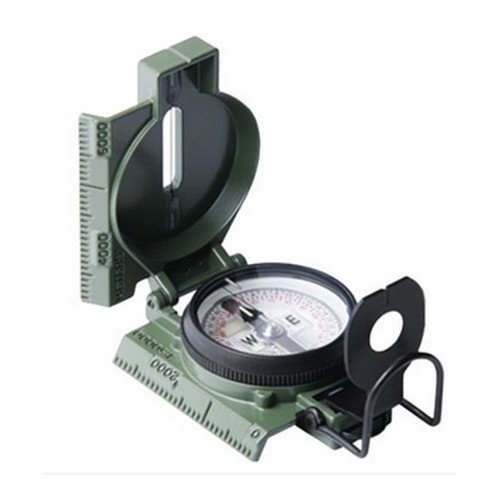 Cammenga 27CS Lensatic Compass, Phosphorescent, Clam Pack