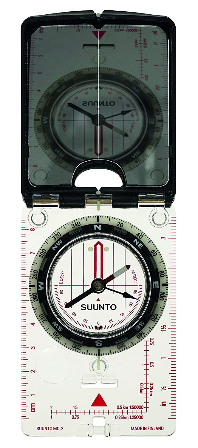 Suunto MC-2G in Global Compass