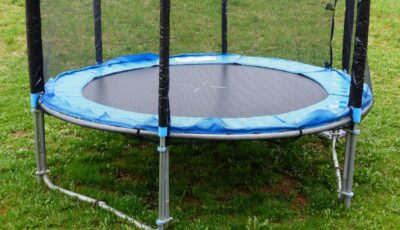 Heavy Duty Trampoline