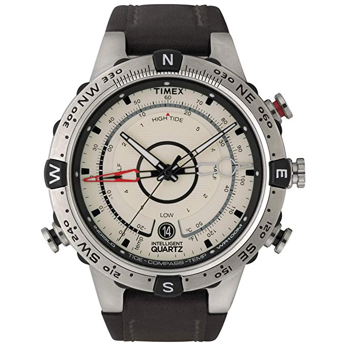 Timex Men's T2N721 Intelligent Quartz Compass