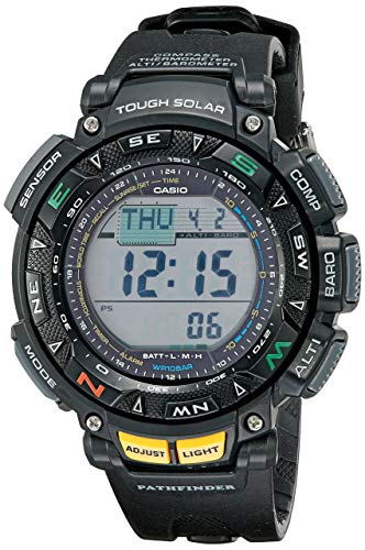 ​​​Casio Men's Pathfinder Triple Sensor Multi-Function Sport Watch