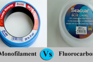 Difference Between Monofilament and Fluorocarbon