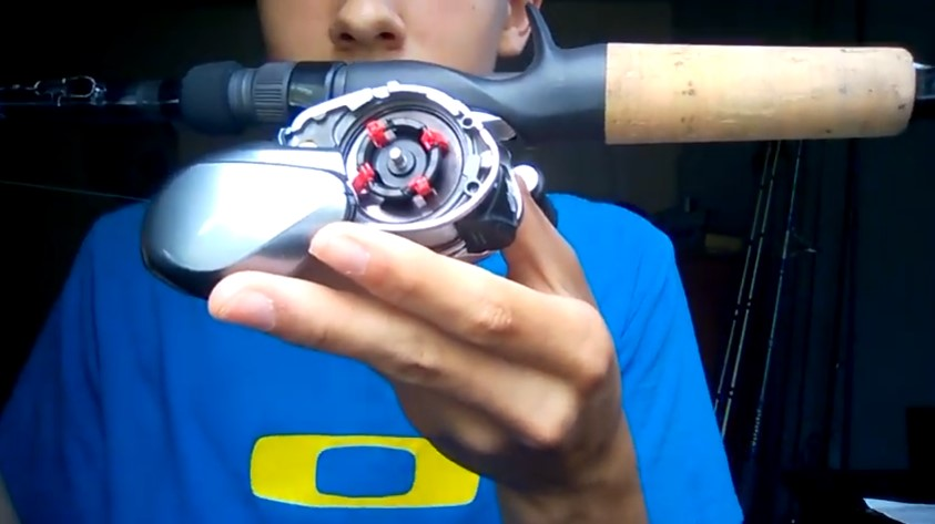 Centrifugal braking system